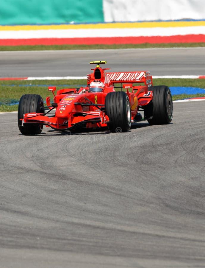 Scuderia Ferrari Marlboro F200 Editorial Photography