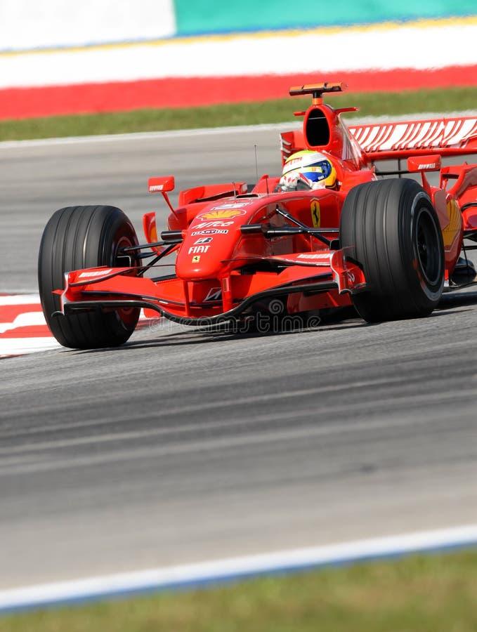 Scuderia Ferrari Marlboro F200 imagem de stock