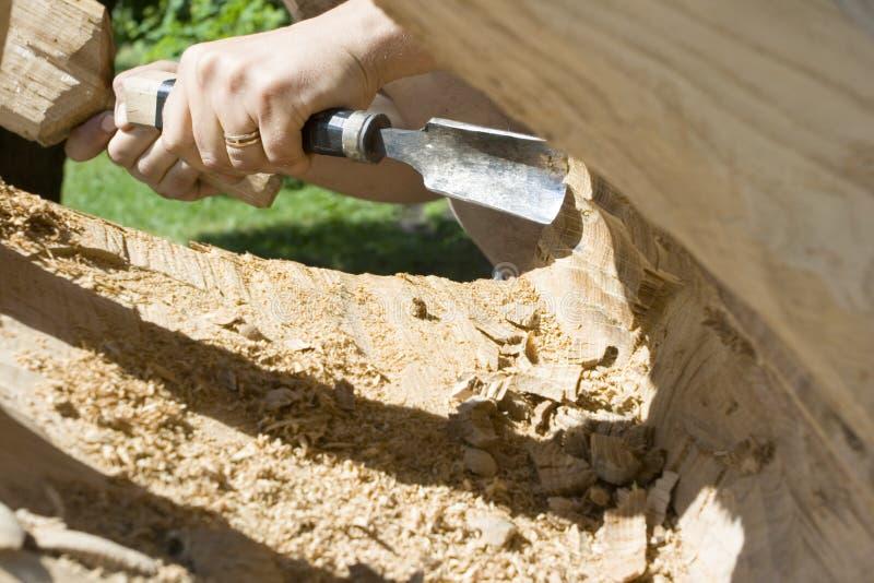 Sculpteur photo stock