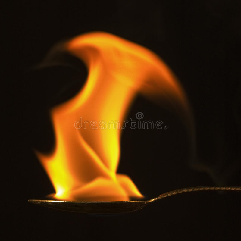 Download Sculptural Flame stock photo. Image of sculptural, flame - 12029696
