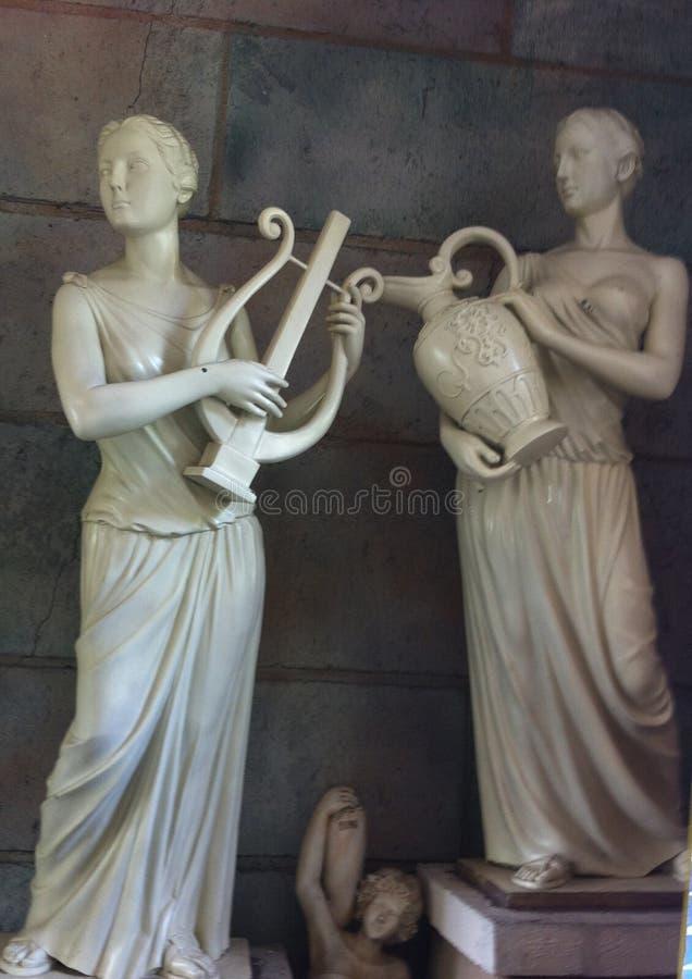 sculpture photographie stock