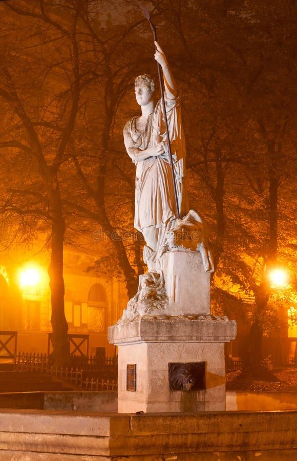 Download Sculpture of Adonis stock image. Image of lemberg, europe - 27496665