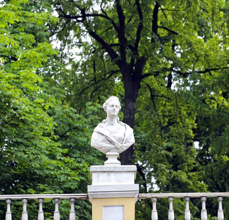Download Sculpture Of Ancient Women In St. Petersburg Stock Image - Image of marble, head: 39503351