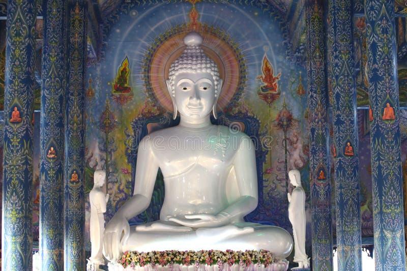 Sculpture, architecture et symboles de bouddhisme, Thaïlande image stock