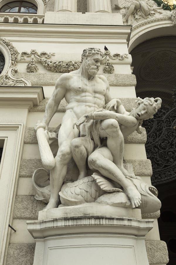 Sculpture classique photographie stock libre de droits