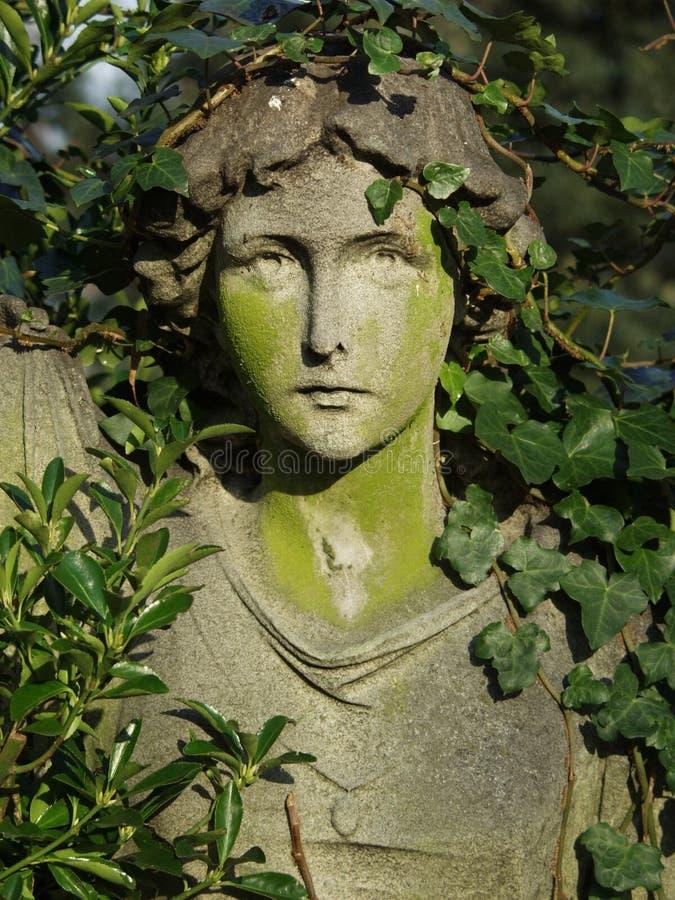Sculpture d'ange photos libres de droits