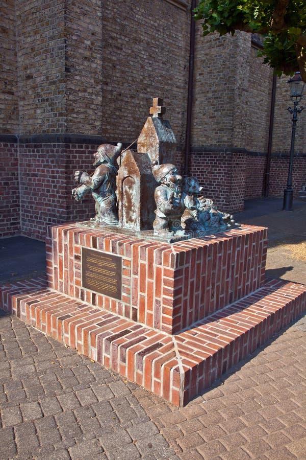 Sculpture de images stock