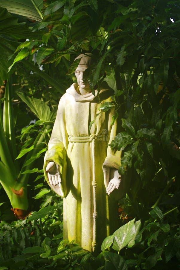 Sculpture du St Francis images stock