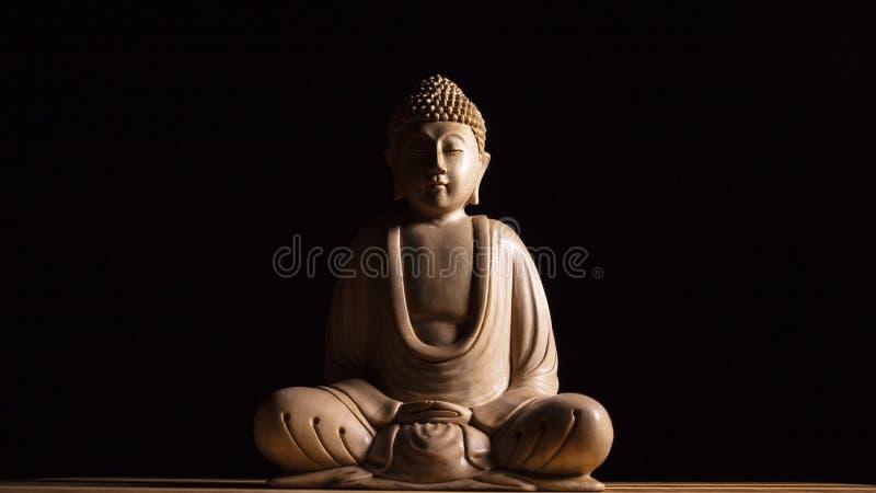 Sculpture en Bouddha photos stock
