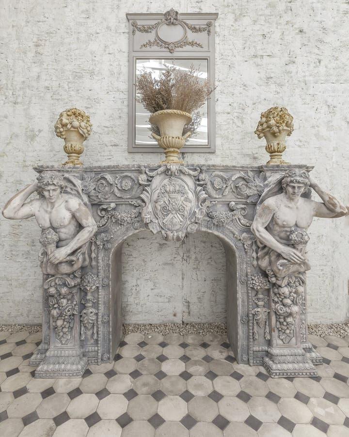 Sculpture en d coration avec le style rococo fran ais for Decoracion rococo
