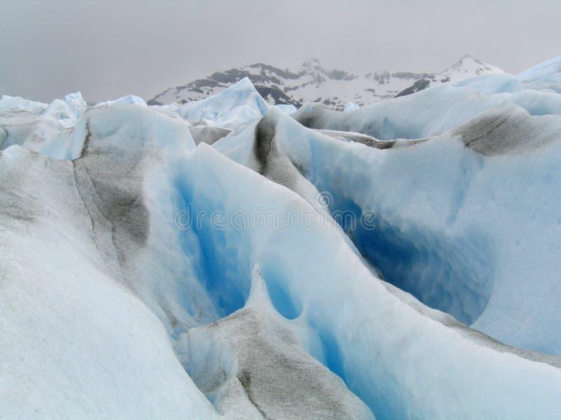 Sculpture en glace photo stock