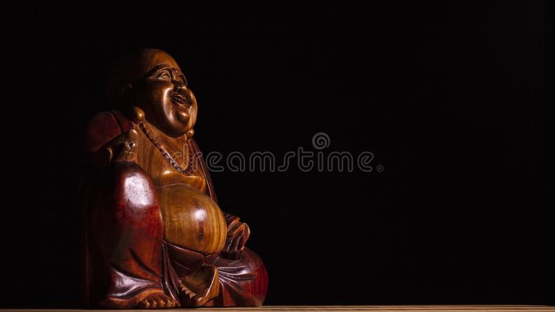 Sculpture en Maitreya images stock
