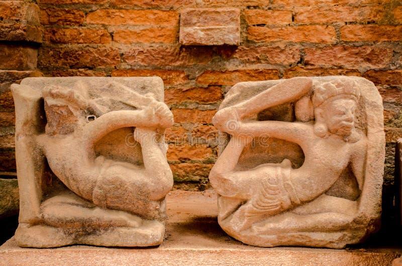 Sculpture en photos photos stock