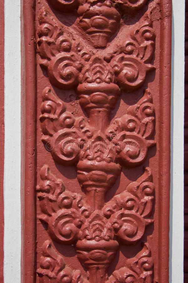 Download Sculpture Thai style stock photo. Image of asia, carved - 39507462