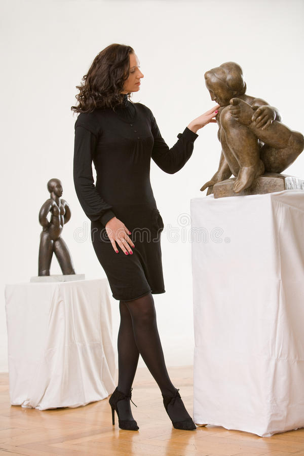 Sculptures royalty free stock photo