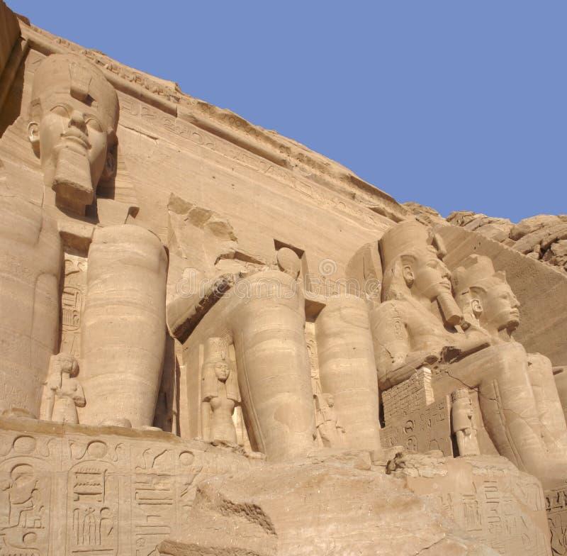Download Sculptures At Abu Simbel Temples Stock Images - Image: 32407144
