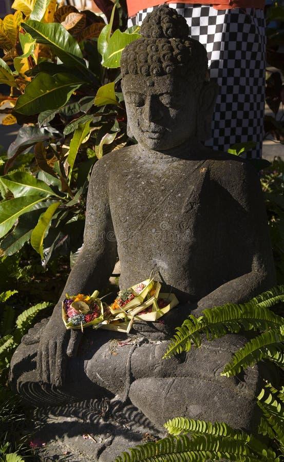 Scultura del Buddha fotografie stock libere da diritti