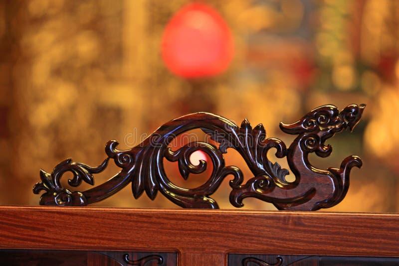 Scultura del legno immagini stock libere da diritti