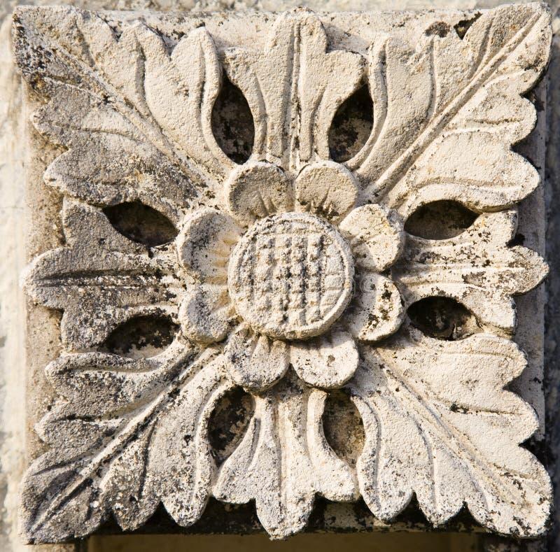 Scultura di pietra del Bali immagini stock