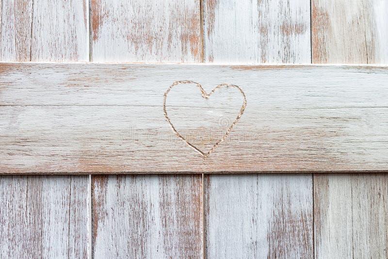 Scultura a forma di cuore fotografie stock