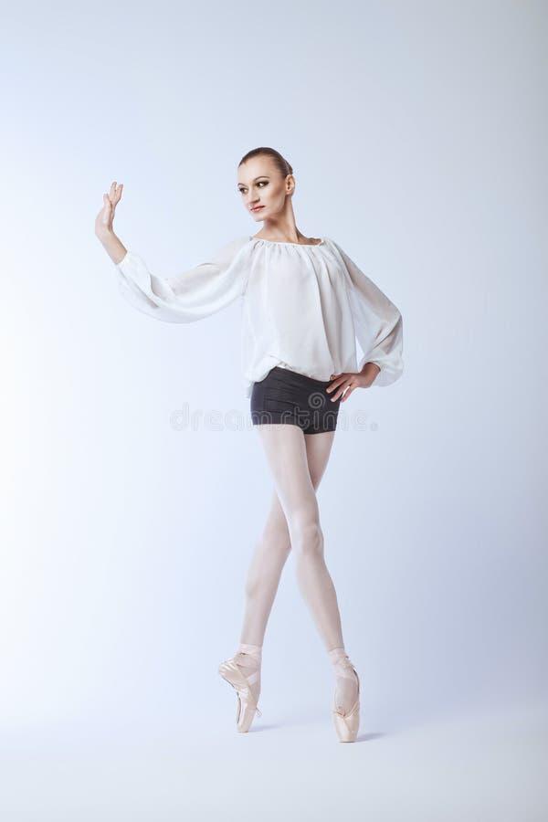 Scuola di balletto immagine stock