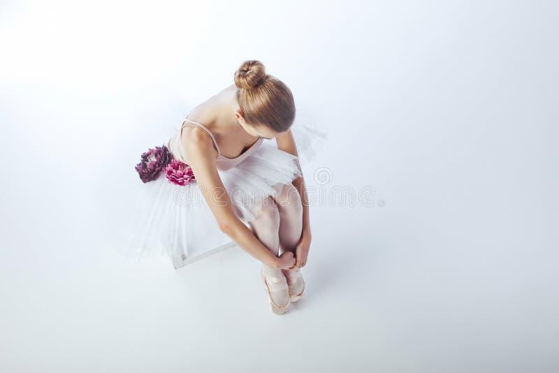 Scuola di balletto fotografia stock