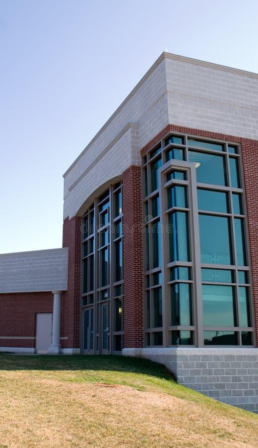 Scuola di commercio - università immagine stock