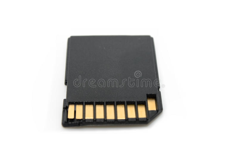 Download SD Memory Card Royalty Free Stock Photos - Image: 13865968