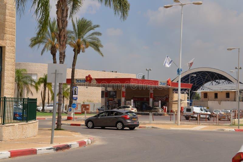 Sderot stadmitt, Israel, #3 arkivfoto