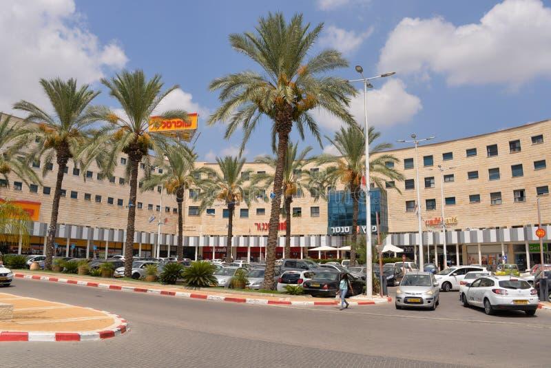 Sderot stadmitt, Israel, #4 royaltyfri foto