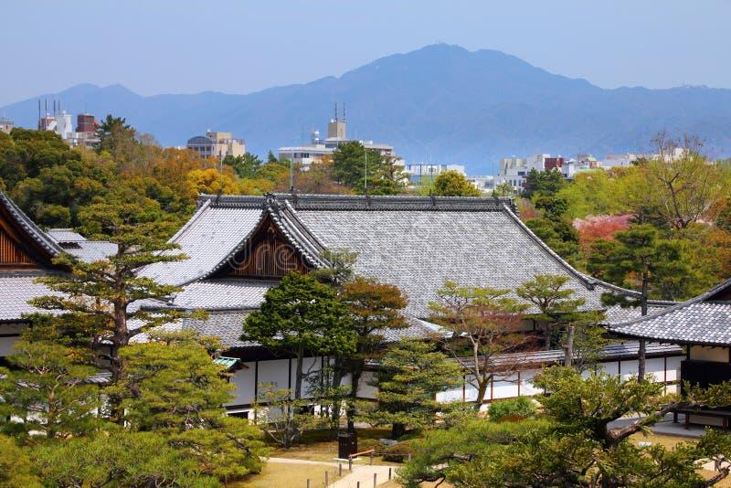 Señal de Kyoto fotos de archivo