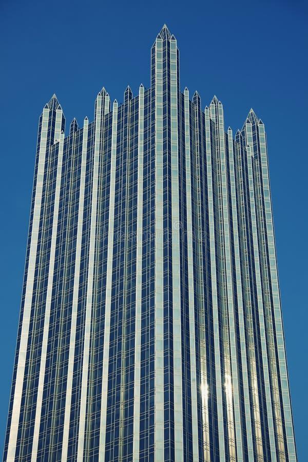 Señal de Pittsburgh fotografía de archivo