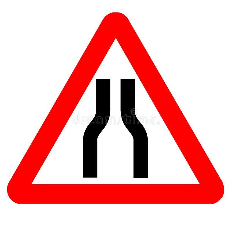 Señal de tráfico libre illustration