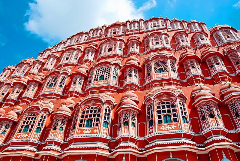 Download Señal Famosa De Rajasthán - Palacio De Hawa Mahal (palacio Del Triunfo Imagen de archivo - Imagen de india, viejo: 41920101