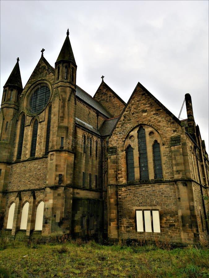 Señales de Escocia - Glasgow Landmarks fotos de archivo libres de regalías