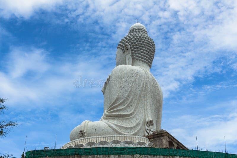 Señales grandes de Phuket Buda en la isla fotos de archivo libres de regalías