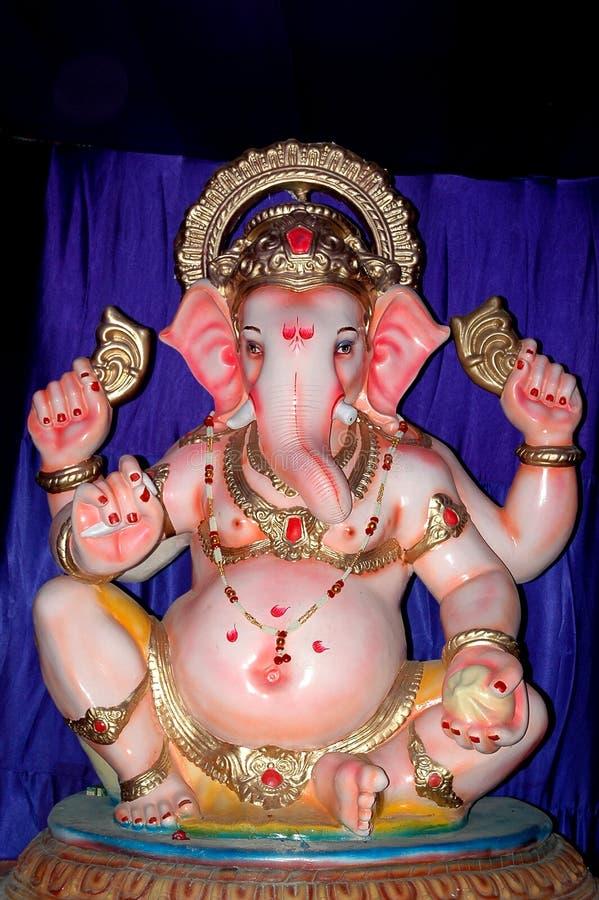 Señor Ganesha imagen de archivo libre de regalías