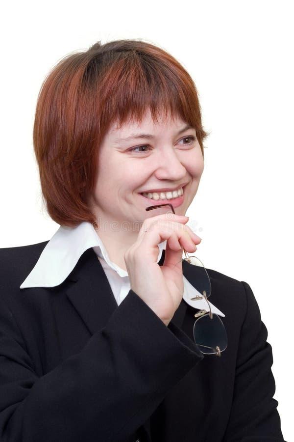 Señora del asunto fotos de archivo libres de regalías