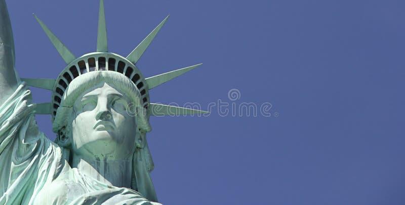 Señora Liberty 4 foto de archivo libre de regalías