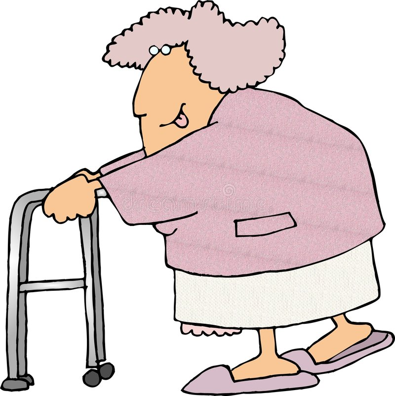 Señora rosada libre illustration