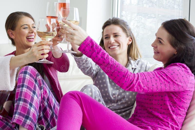 ¡Señoras de las alegrías! foto de archivo libre de regalías