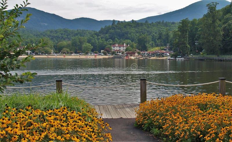 Señuelo del lago fotografía de archivo