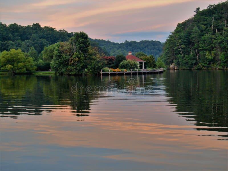 Señuelo del lago, Carolina del Norte foto de archivo libre de regalías