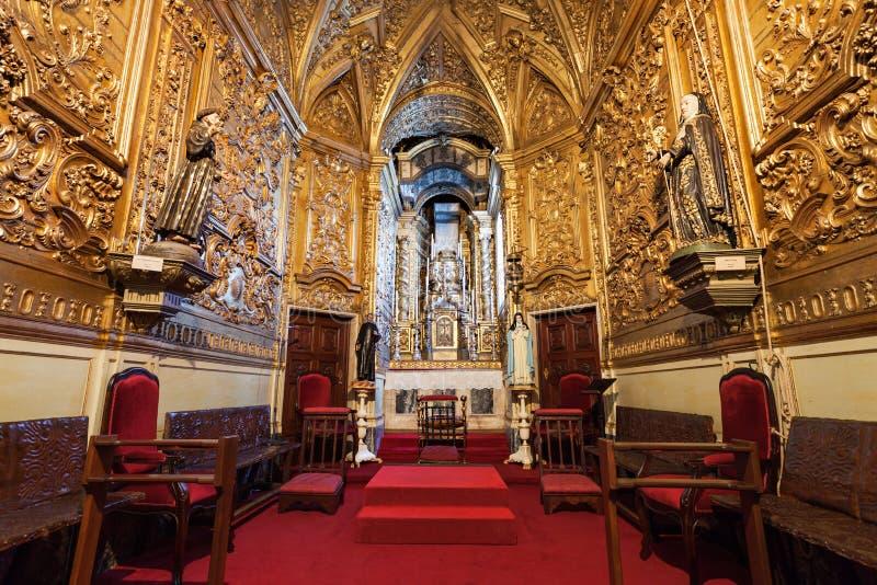 Se大教堂,埃武拉 免版税库存图片