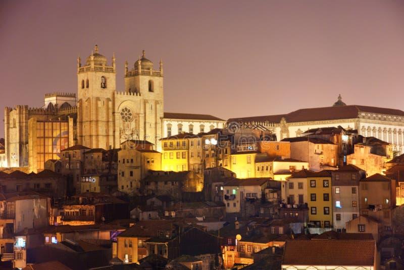 SE, catedral de Oporto fotos de archivo libres de regalías