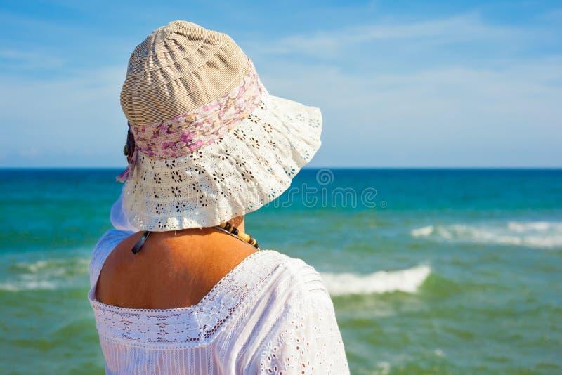 Se havet arkivfoto