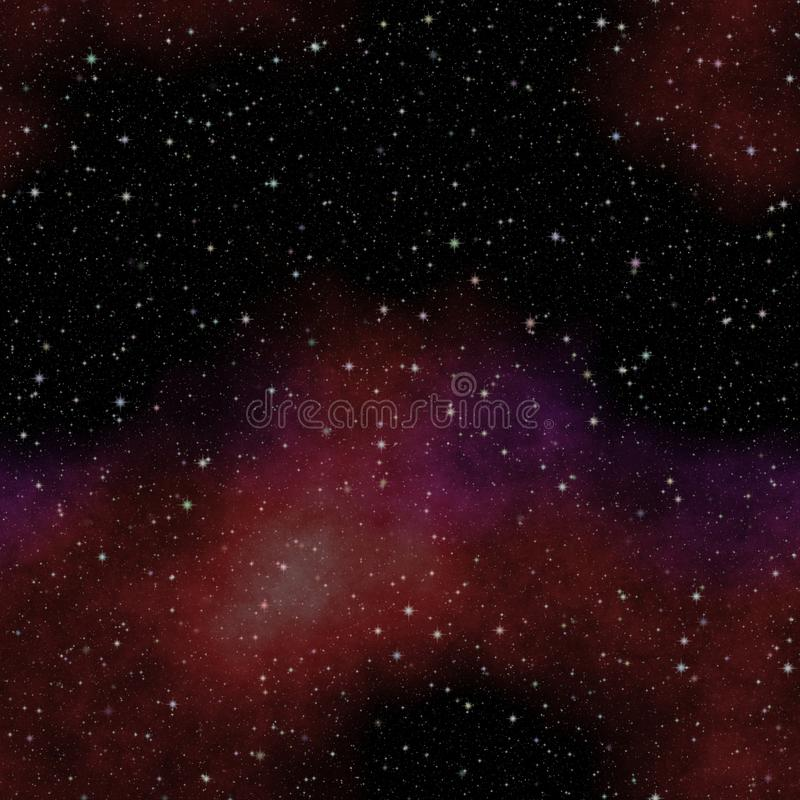 Se in i djupt utrymme Mörk natthimmel mycket av stjärnor royaltyfria foton