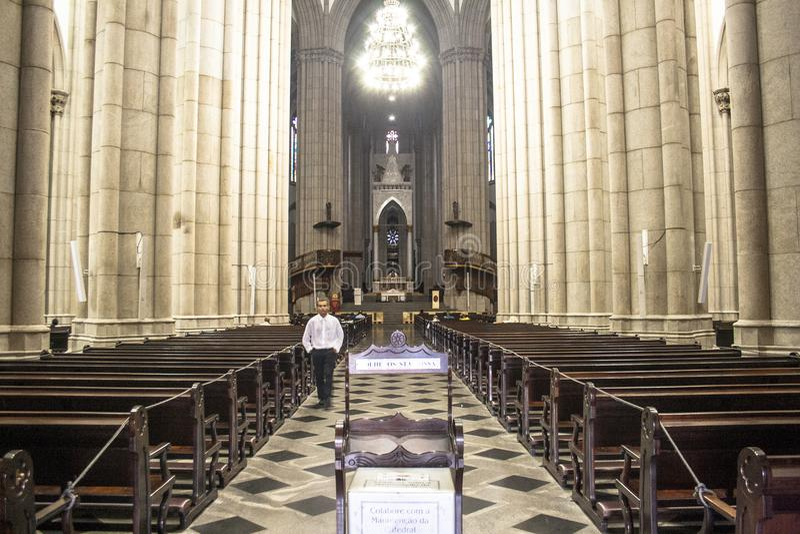 Se katedra zdjęcia stock