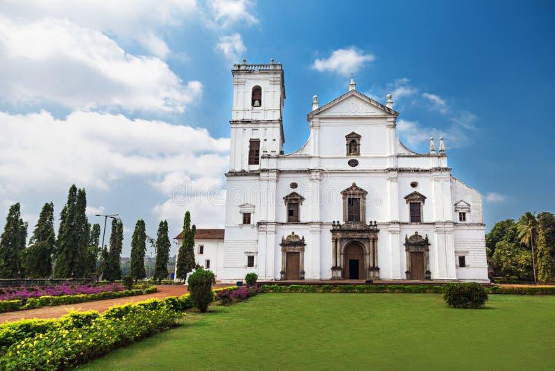 Se-Kathedrale stockfotografie