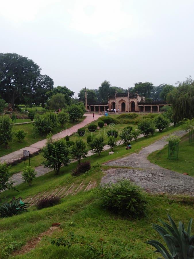 Se llama kila Es el lugar famoso de la ciudad de Jaunpur en India foto de archivo libre de regalías